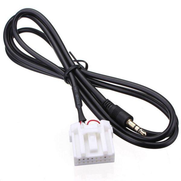 aux кабель провод для мазда