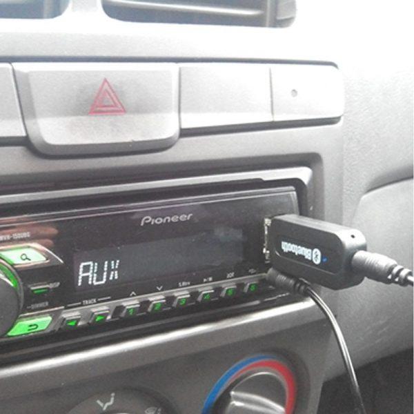 Bluetooth AUX адаптер пример подключения