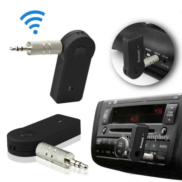 Bluetooth aux адаптер в машину 1