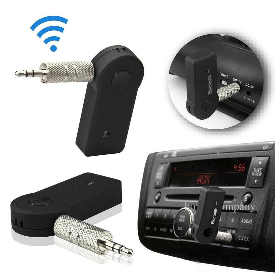 Bluetooth aux адаптер - ресивер в машину