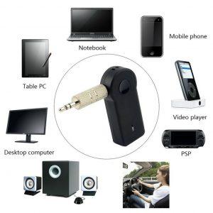 Bluetooth aux адаптер в машину
