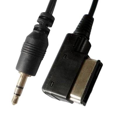MMI с 3.5 мм Аудио AUX Кабель-Адаптер для Audi A3 A4 S4 A5 S5 A6 S6 A8 Q3 Q5 TT