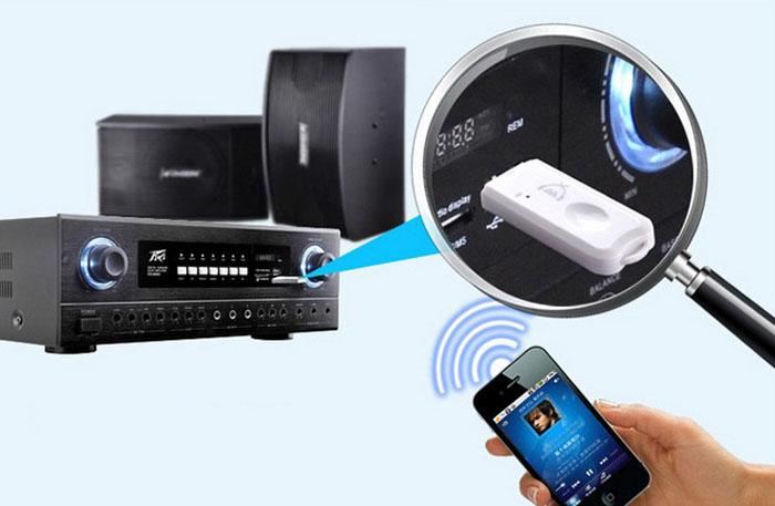 Bluetooth audio adapter для дома
