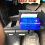 Elm327 OBD2 Bluetooth автосканер
