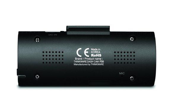 Видеорегистратор Thinkware F50 обзор