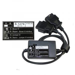 S. 1279 Lexia 3 адаптер для Boxer Jumper