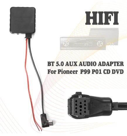 Bluetooth Pioneer update 1