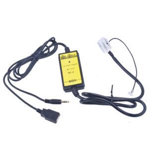 USB AUX адаптер для Audi A3 A4 TT R8