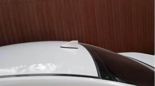 антена плавник с fm фото на крыше2