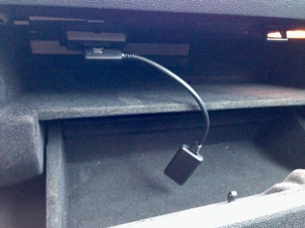 Bluetooth для Mercedes с Media Interface фото