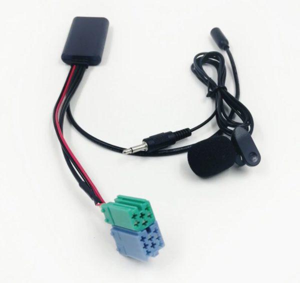 Bluetooth для Renault c микрофоном